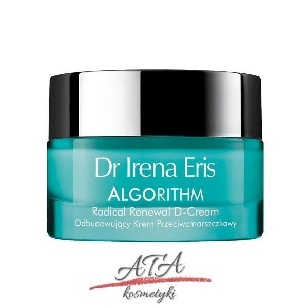 Dr Irena Eris ALGORITHM Odbudowujący krem przeciwzmarszczkowy na dzień 50 ml