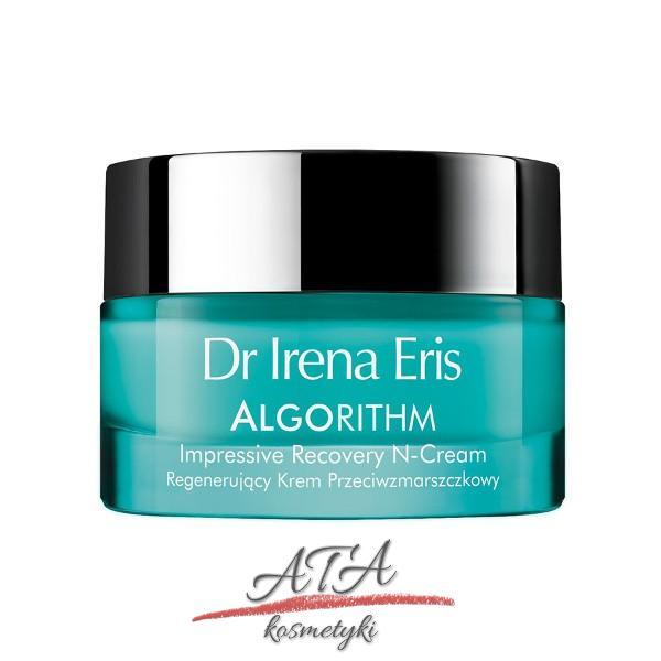 Dr Irena Eris ALGORITHM Regenerujący krem przeciwzmarszczkowy na noc 50 ml