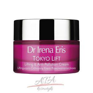 Dr Irena Eris TOKYO LIFT LIFTING & ANTI-POLLUTION CREAM LIFTINGUJACO-OCHRONNY KREM PRZECIWZMARSZCZKOWY na noc 50 ml
