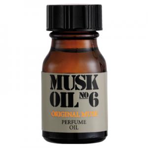 Gosh Musk Oil no 6 Perfum w olejku – 10ml