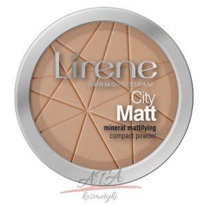 Lirene mineral mattifying compact powder nr2