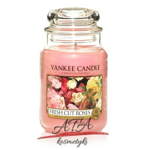 Yankke Candle Fresh Cut Roses