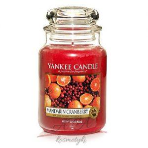 Yankke Candle Mandarin Cranberry
