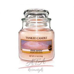 Yankke Candle Pink Sands maly