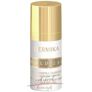Dermika-Gold_Total_Benefit-Koktajl_m_odosci_pod_oczy_i_na_powieki