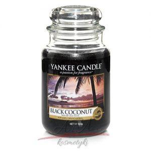 Yankee Candle -black-coconut duzy sloik