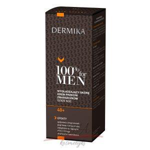 Dermika-100_For_Men-Wyg_adzajacy_Skore_Krem_Przeciw_Zmarszczkom_Dzien_Noc 40