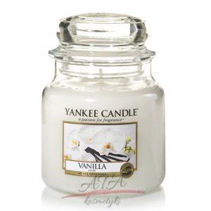 Yankee Candle Vanilla sloik sredni