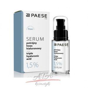 PAESE - Triple hyaluronic acid - SERUM - Potrójny kwas hialuronowy