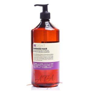Insight - Damaged Hair szampon regenerujący - 1000 ml