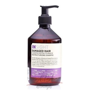 Insight - Damaged Hair szampon regenerujący - 500 ml