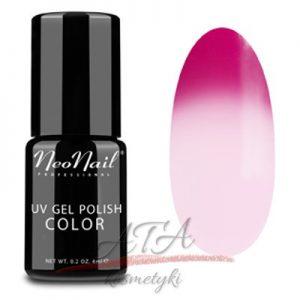 Lakier Hybrydowy Termiczny 6 ml - Twisted Pink
