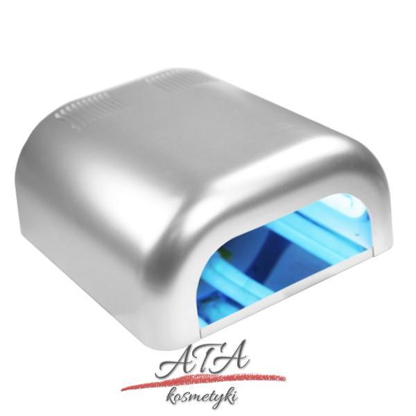 Neonail Profesjonalna Lampa Uv Srebrna 36 W Sklep Kosmetyczny Ata