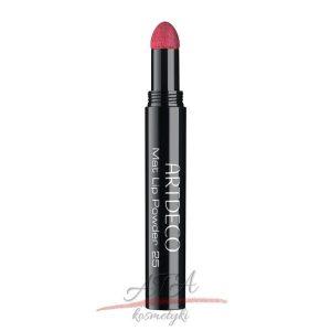 Artdeco - Kolekcja Hypnotic Blossom - Mat Lip Powder - pomadka matowa - 25 Lovely Blossom
