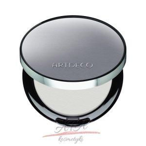 Artdeco - Kolekcja Cover & Correct - Setting Powder Compact - transparentny puder utrwalający makijaż