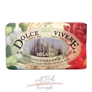 Nesti Dante DOLCE VIVERE naturalne mydło MILANO 250g