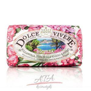 Nesti Dante DOLCE VIVERE naturalne mydło Sycylia 250g