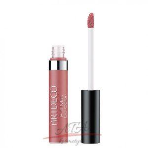 Artdeco - kolekcja Beauty Of Nature - Full Mat Lip Color Lasting - matowy błyszczyk - 15 Rose Spirit