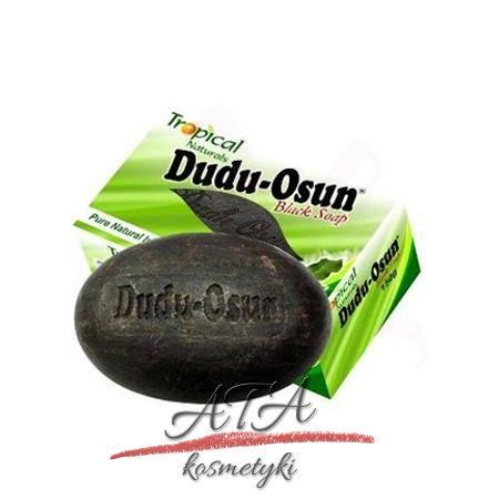 DUDU OSUN naturalne czarne mydło afrykańskie 150g