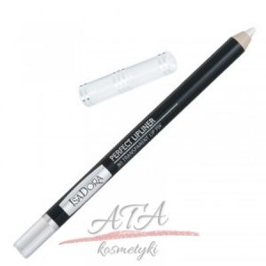 Isadora - Perfect Lipliner - konturówka do ust - 80 Transparent