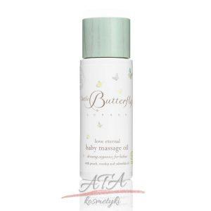 LITTLE BUTTERFLY Love eternal baby massage oil olejek do masażu 50 ml