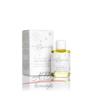 Little Butterfly Love eternal baby massage oil Olejek do masażu 10 ml