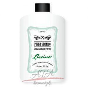Luxina Purify Shampoo Szampon Oczyszcząjący 400 ml