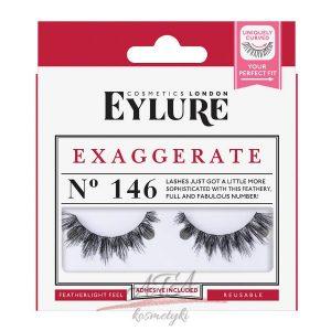 EYLURE – RZĘSY Z KLEJEM – EXAGGERATE N° 146
