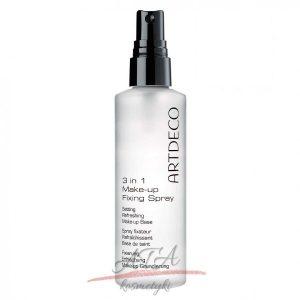 Artdeco - 3 in 1 Fixing Spray - utrwalacz makijażu