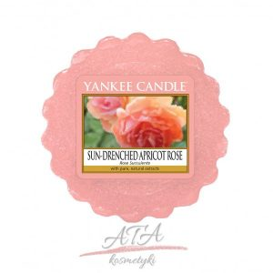Yankee Candle SUN-DRENCHED APRICOT ROSE wosk