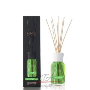Millefiori MILANO GREEN FIG & IRIS Pałeczki zapachowe natural 250 ml