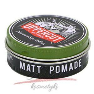 Uppercut Deluxe Matt Pomade wodna matowa pomada 100g