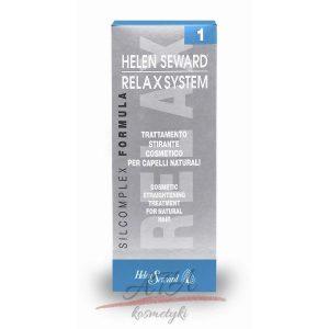 Helen Seward RELAX SYSTEM 1 trwałe prostowanie włosów naturalnych 125 ml