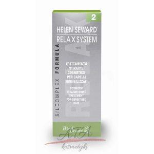 Helen Seward RELAX SYSTEM 2 trwałe prostowanie włosów wrażliwych i zniszczonych