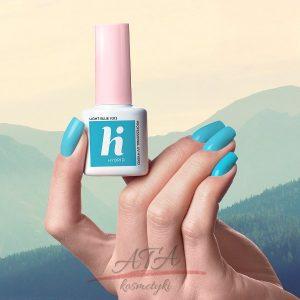 Hi Hybrid - lakier hybrydowy - kolekcja Travel - #313 Light Blue