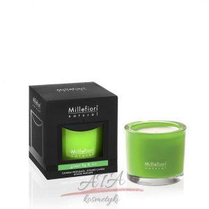 Millefiori Milano GREEN FIG & IRIS Świeca zapachowa 180g