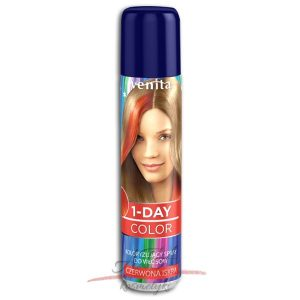 Venita !-DAY COLOR Spray koloryzujący CZERWONA ISKRA 50 ml