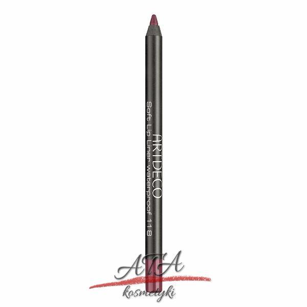Artdeco – kolekcja Fall For The New Classic – Soft Lip Liner – wodoodporna konturówka – 118 Garnet Red