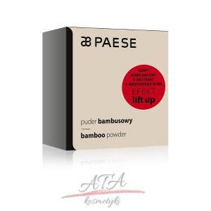 PAESE BAMBOO POWDER Puder bambusowy z ekstraktem z mrożonego wina 8g