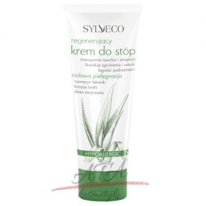 Sylveco Regenerujący krem do stóp 75 ml