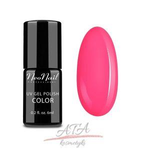 NeoNail - Kolekcja CANDY GIRL - Neon Candy - Lakier Hybrydowy UV 6 ml