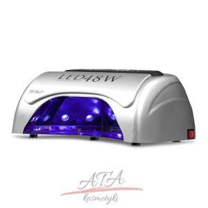 NeoNail Lampa LED 48 W - srebrna 4494-2