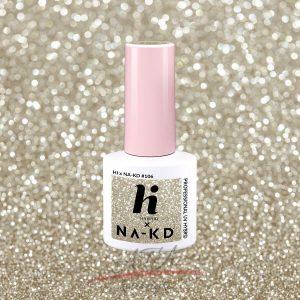 Hi Hybrid - lakier hybrydowy - Kolekcja NA - KD - #106 Crystal Glam