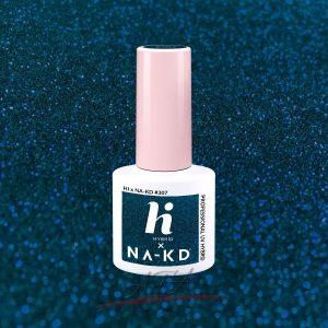 Hi Hybrid - lakier hybrydowy - Kolekcja NA - KD - #307 Blue Ocean Gloss