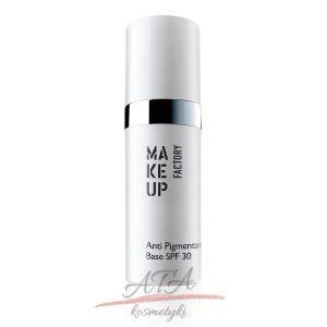 Make Up Factory - Anti Pigmentation Base - baza pod podkład