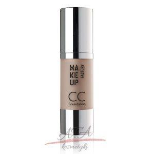 Make Up Factory - CC Foundation - podkład wielofunkcyjny - 21