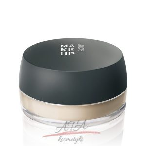 Make Up Factory - Mineral Powder Foundation - sypki podkład mineralny 2w1 - 04