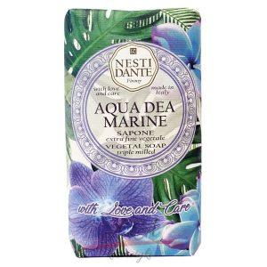 Nesti Dante AQUA DEA MARINE naturalne mydło SÓL MORSKA 250g