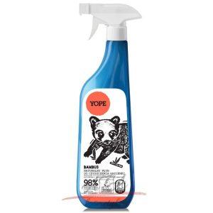 YOPE BAMBUS Naturalny płyn do czyszczenia łazienki 750 ml