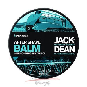 JACK DEAN AFTER SHAVE BALM Balsam po goleniu 100 ml